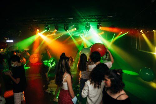 רעיונות למסיבת בת מצווה במועדון