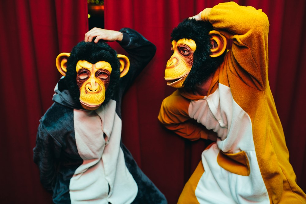 קופים אטרקציה לבת מצווה